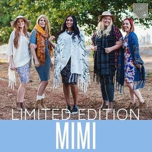 🆕 LuLaroe Limited Edition Mimi Shawl